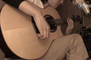 未闻花名ED《secret base~你给我的所有》吉他指弹_uBio