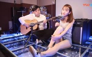 郝浩涵吉他弹唱《告白气球》_搭档: 橘子