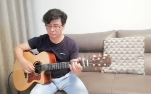 《像我这样的人》吉他指弹视频_附吉他指弹谱_失物森林