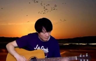 《一生所爱》吉他指弹视频_最好听的吉他演绎版