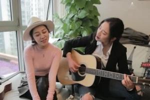 女声吉他弹唱 《慢慢喜欢你》,享受慢节奏的细腻温暖!