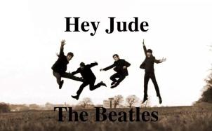 《Hey Jude》吉他谱_吉他弹唱伴奏谱_C调高清六线谱