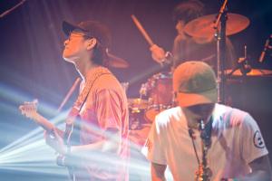 我是一只鱼吉他谱_落日飞车_GTP乐队总谱