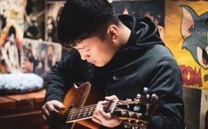 《一个人的城市》吉他谱_解忧邵帅_C调高清弹唱吉他谱