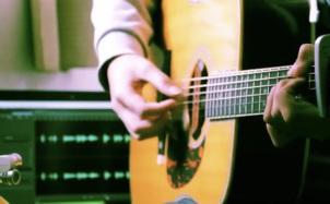 林俊杰《她说》吉他指弹独奏视频欣赏