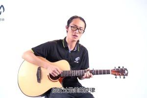 《多想在平庸的生活拥抱你》吉他谱_吉他弹唱演示教学视频