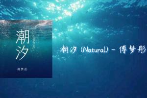 潮汐(Natural)吉他谱_傅梦彤_C调吉他弹唱谱